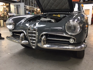 Dtr European Sports Cars Classic Ferrari Alfa Romeo Abarth And